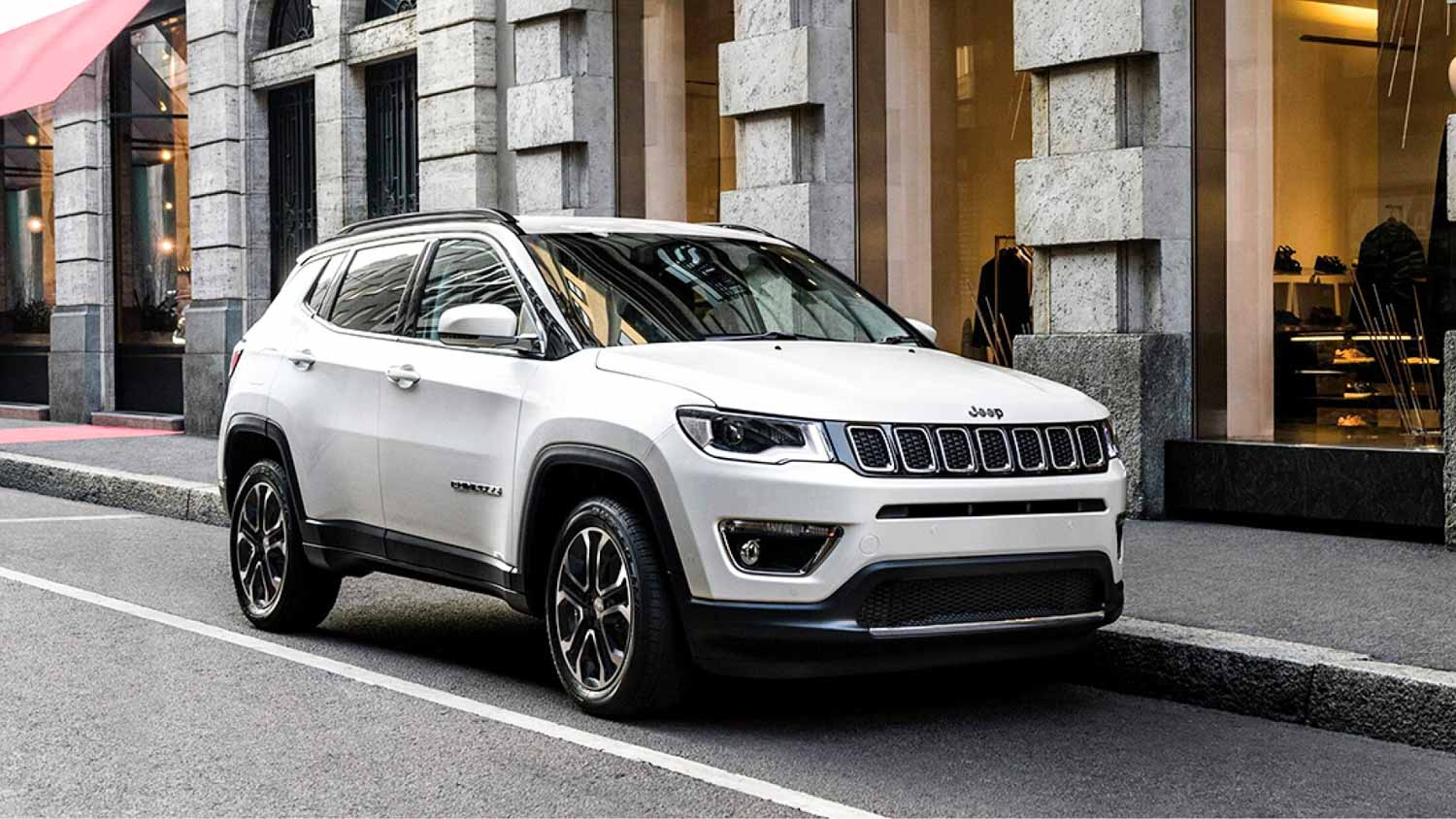 Just 163 Units Of Jeep Compass SUV Sold In March 2020