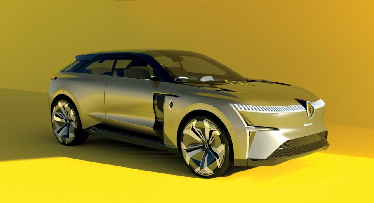 Renault Morphoz concept 1