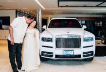 Rolls Royce Cullinan Delivery