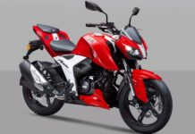TVS Apache RTR 310 Naked