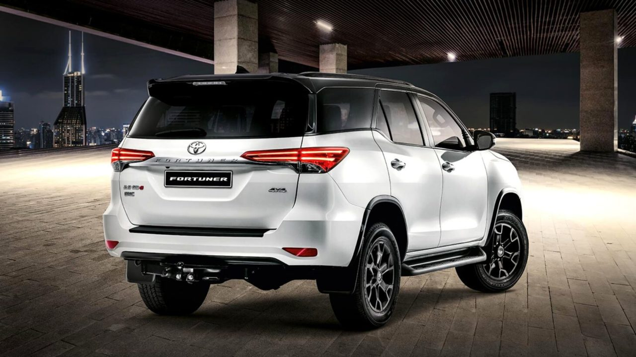Toyota Fortuner Epic4