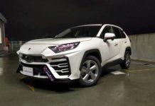 Toyota RAV4 Converted Into Lamborghini Urus-2-3