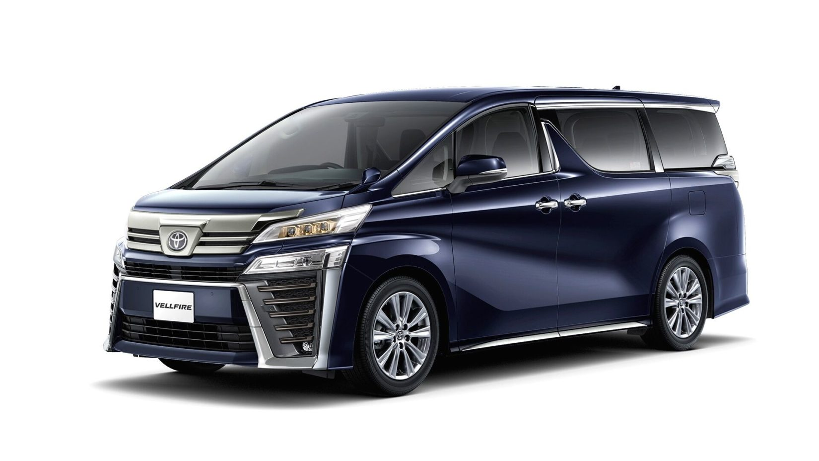 Toyota Vellfire Golden Eyes, Alphard Type Gold Special Editions Unveiled