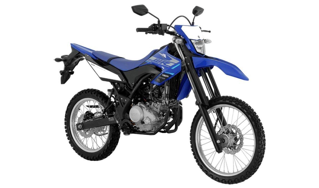Yamaha WR155r2