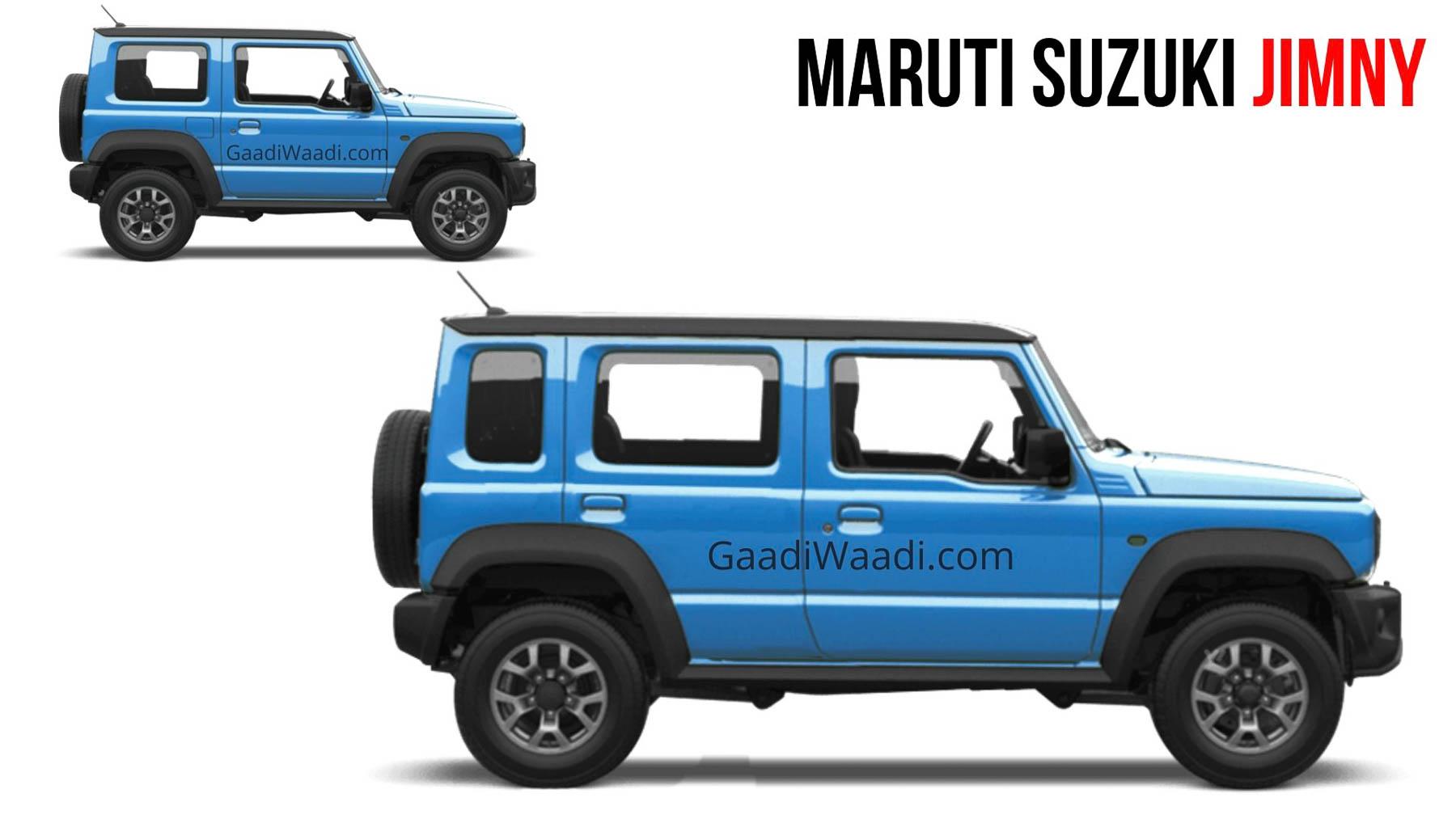 Maruti Suzuki Is Still Unsure About Launching The Jimny SUV In India