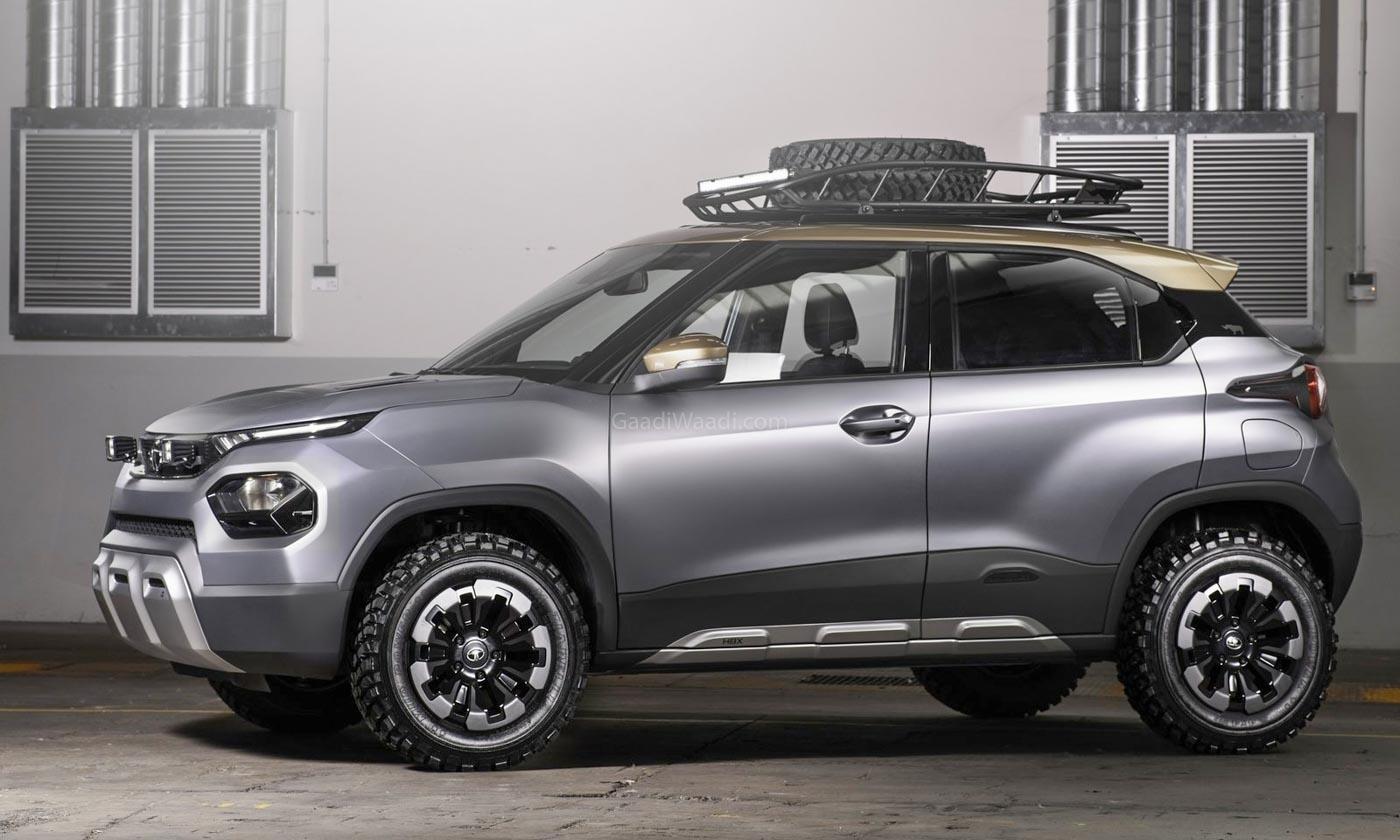Tata HBX To Set New Benchmarks In Entry-Level (Micro) SUV Segment