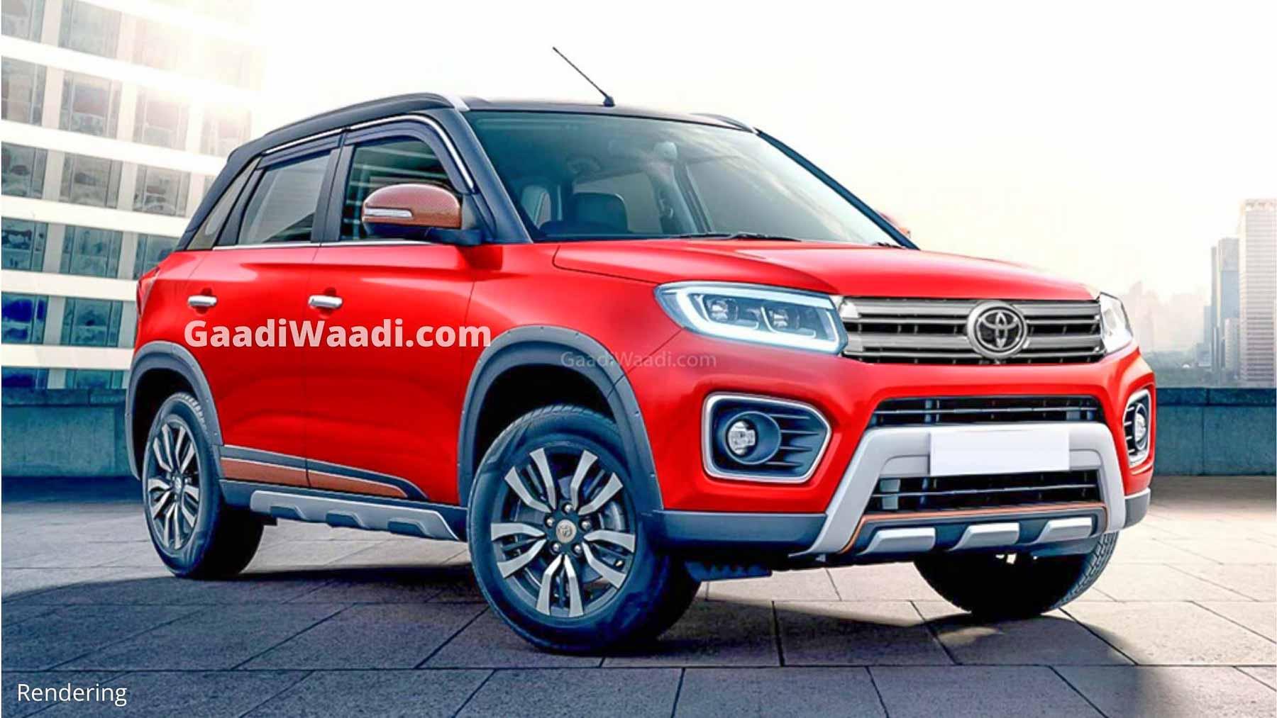 Toyota Vitara Brezza (Urban Cruiser) Launch Soon; Maruti Board Approves Supply