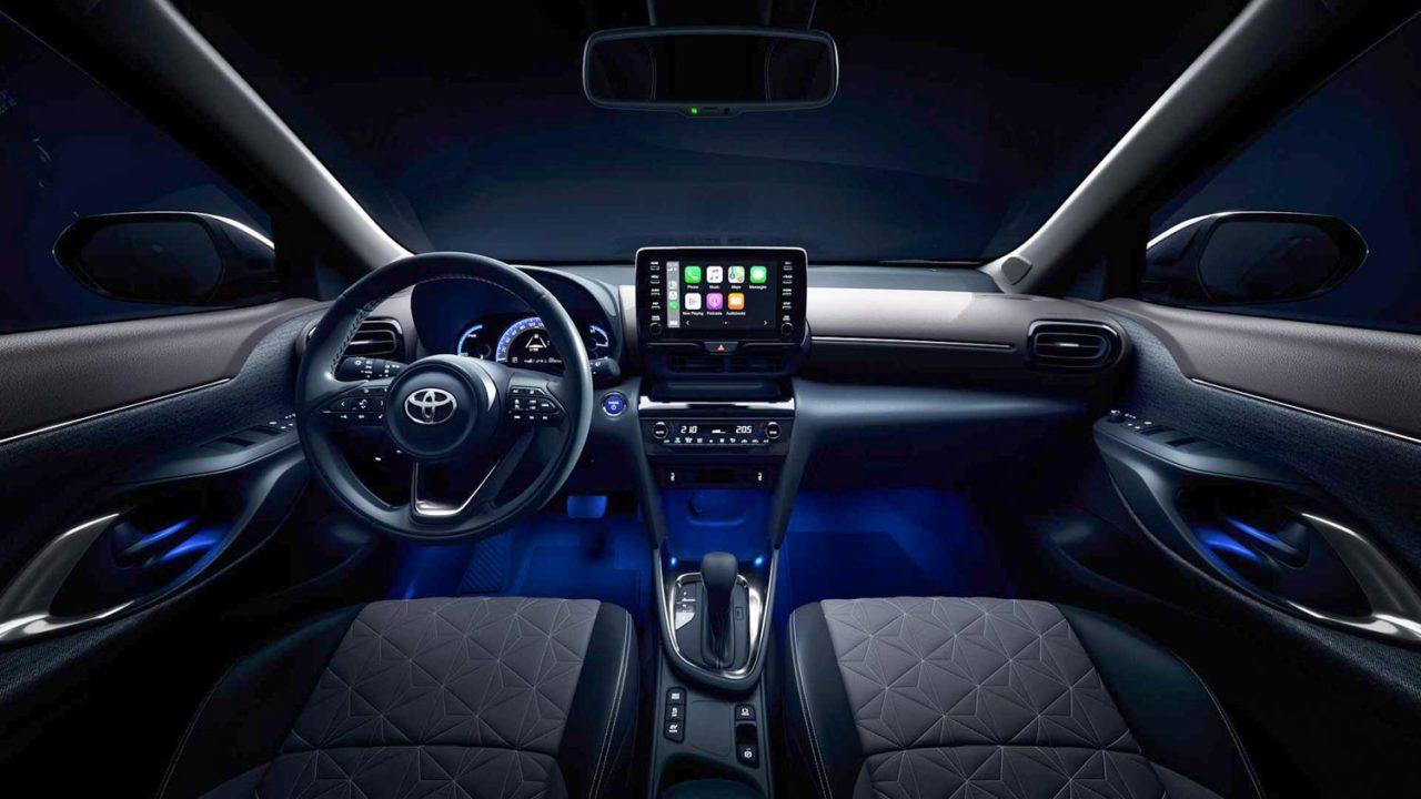 Toyota Yaris Cross revealed