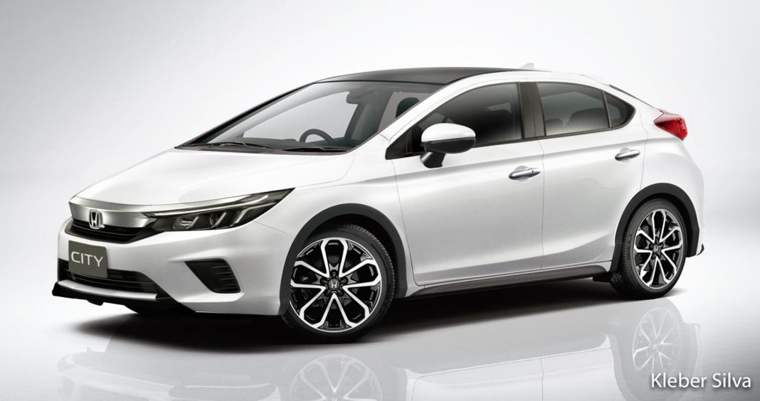 2020 Honda City Hatchback Rendering-2