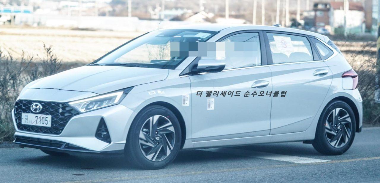 2020 Hyundai I 20 -1-2