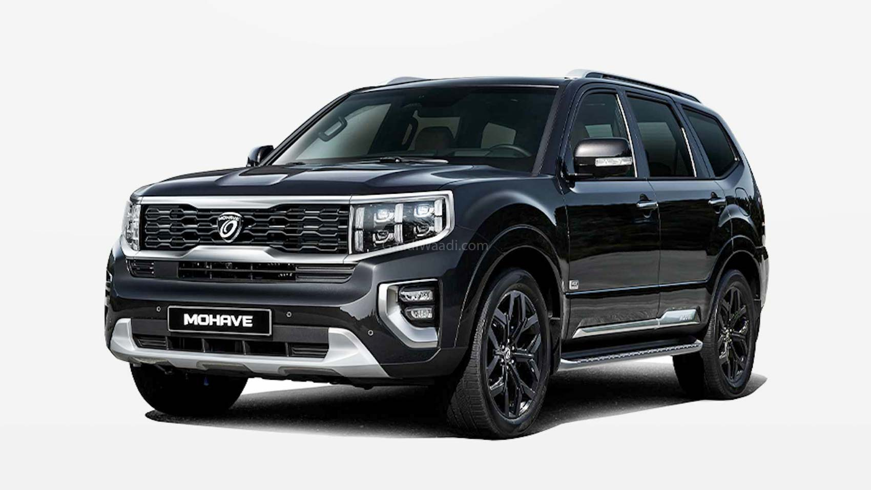 Kia Mohave Gravity (Range-topping Variant) Launched in South Korea