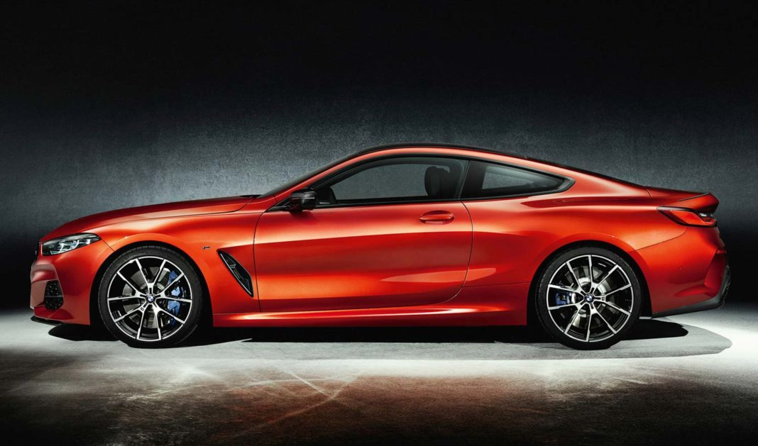 BMW 8 Series Gran Coupe launched at Rs 1.30 crore
