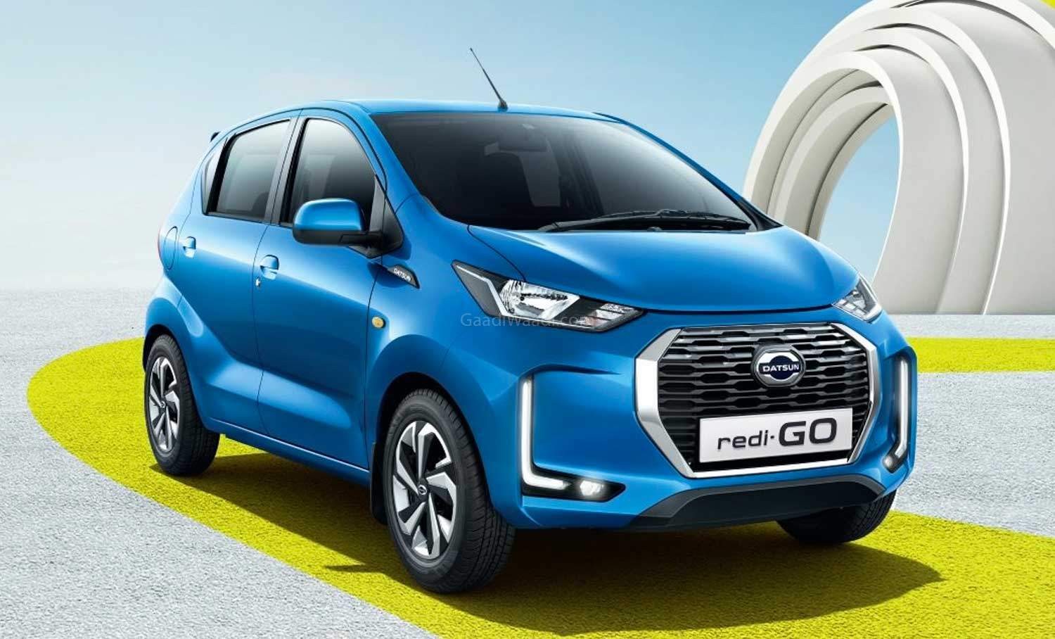 2020 Datsun Redi-Go Facelift Launched In India From Rs. 2.83 Lakh