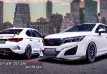 2020 honda city nks kit -1