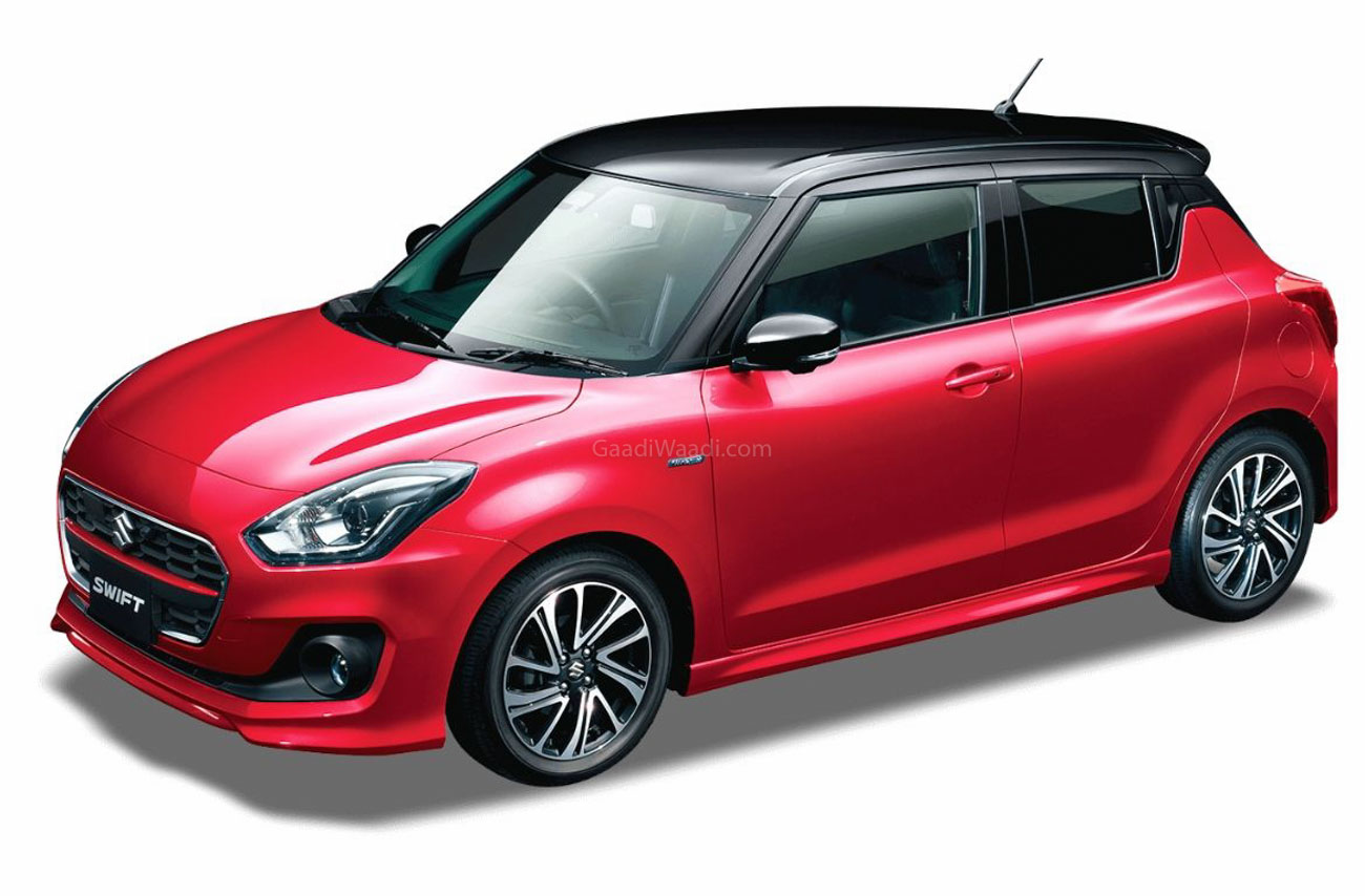 Exclusive: Maruti Swift To Get 1.2L DualJet SHVS Petrol Engine Soon
