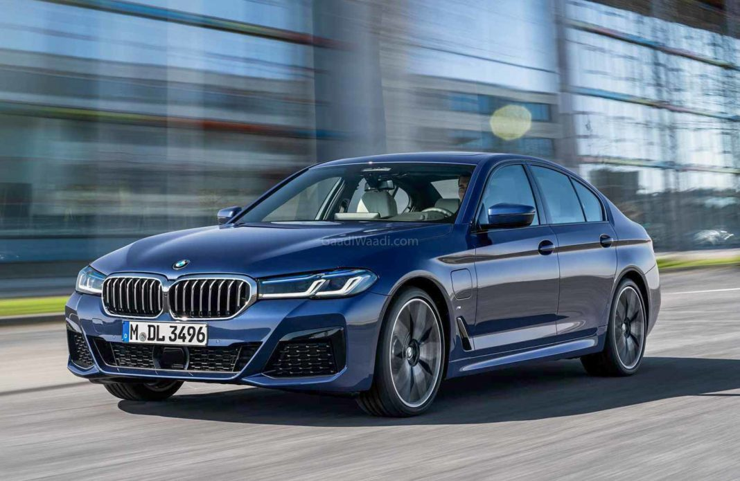 India-Bound 2020 BMW 5 Series Unveiled - Top 5 Changes