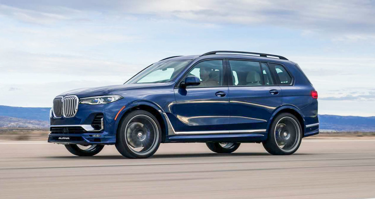 This 2020 BMW X7 Has Been Turned Into A Monster