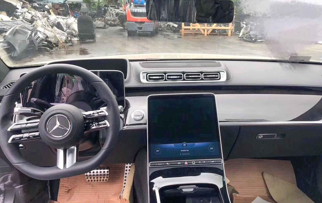 2021 Mercedes-Benz S-Class Pics Leaked Ahead Of Debut