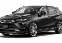2021 Toyota Venza Kit-2