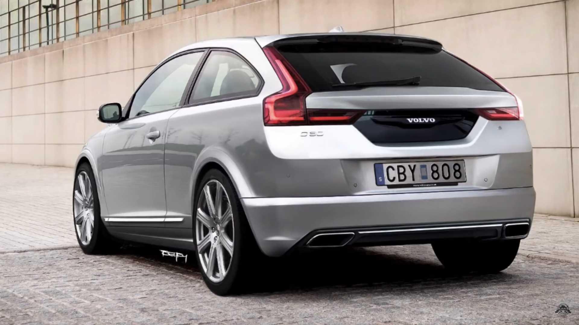 Erscheinungsdatum und Konzept Volvo Hatchback 2021