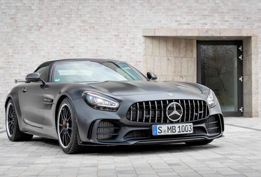 Mercedes-Benz Set To Launch Two AMG Mammoths In India On May 27