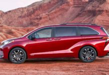 All-New 2021 Toyota Sienna Hybrid MPV-1-2