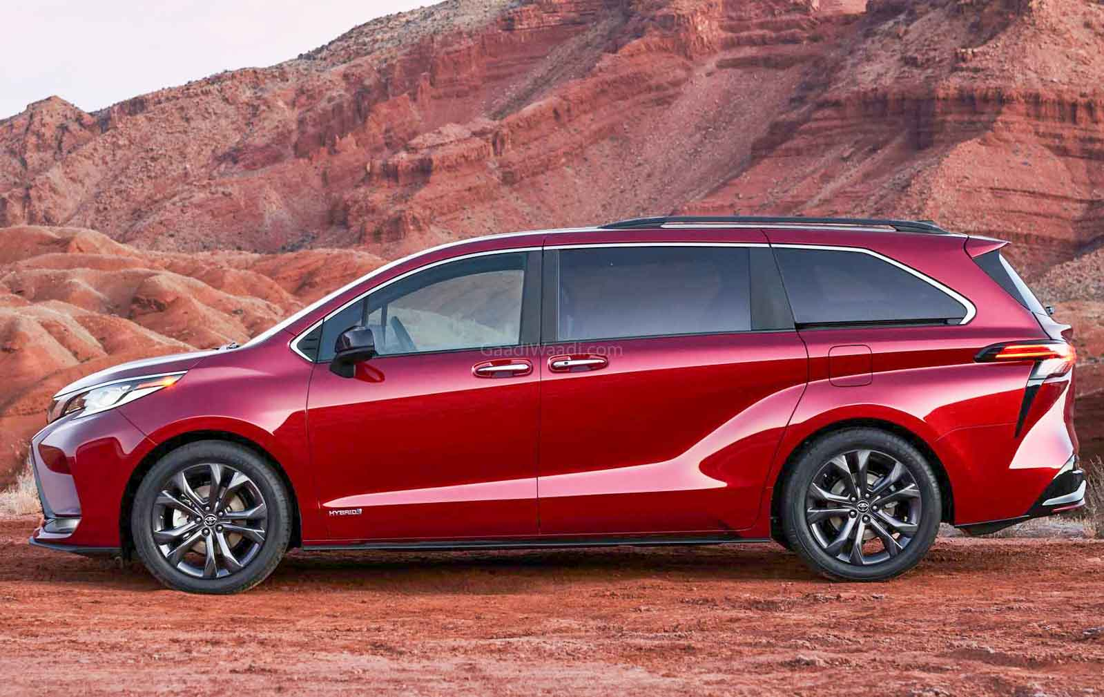 all new 2021 toyota sienna hybrid mpv with 2 electric motors revealed glbnews com all new 2021 toyota sienna hybrid mpv