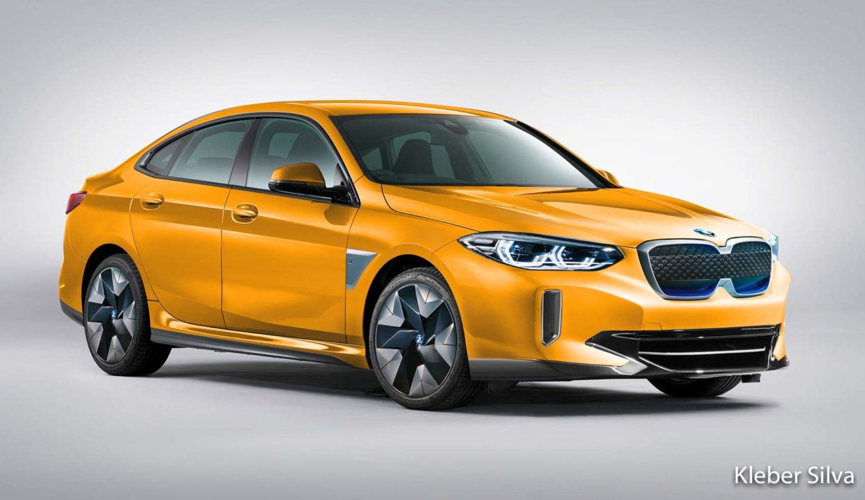 BMW i2 Gran Coupe Rendering-1
