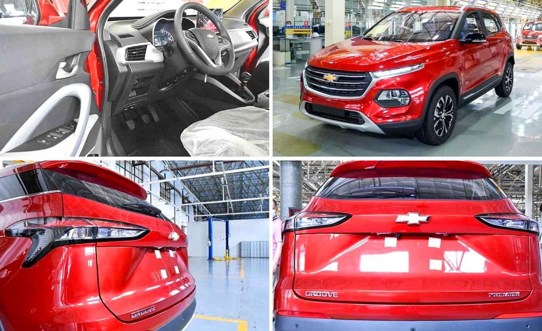 Chevrolet Groove Is The Rebadged Baojun 510 – Details Inside