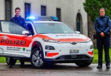 European Police Electric Vehicles-1
