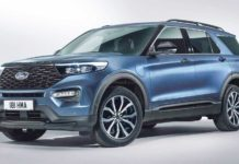 Ford Explorer PHEV-1-2
