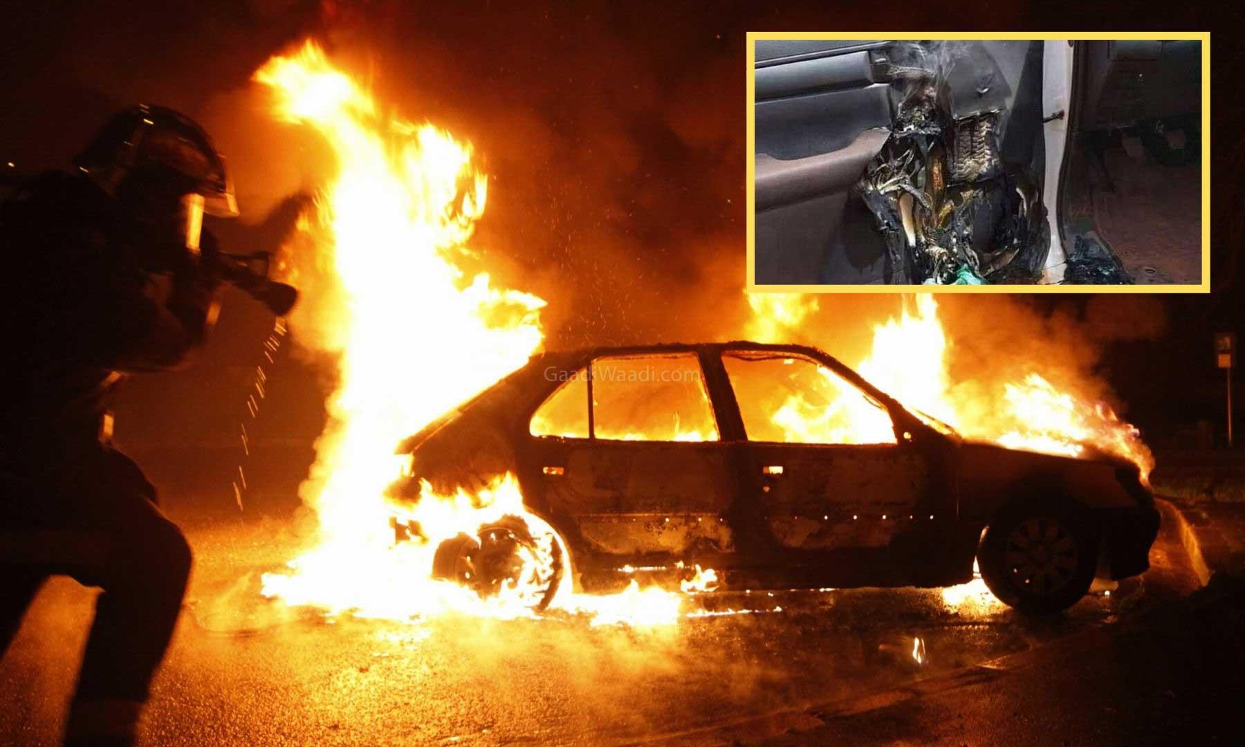 Hand Sanitizers Tend To Explode When Left Inside Hot Car, Warns Fire Dept