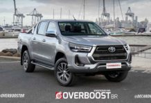 Heavily Updated Toyota Hilux Pickup-1