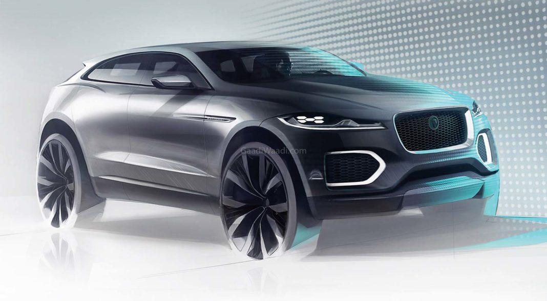 Jaguar SUV Concept-1