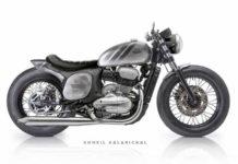 Jawa Custom Design -1