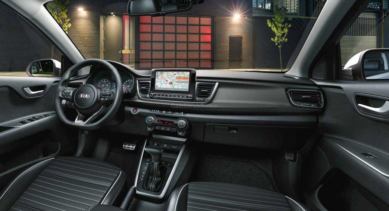 Kia Rio Facelift With 48V Mild-hybrid System And New UVO Revealed