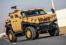 Mahindra ALSV Armored Vehicle-1-2