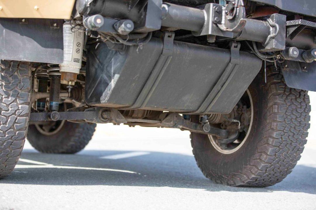 Mahindra ASLV Armored Vehicle-10