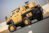 Mahindra ALSV Armored Vehicle-3