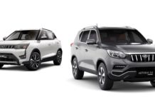 Mahindra Now Has 5 BS6 Diesel SUVs In India - XUV300 To Alturas