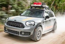 Mini Countryman By X-Raid-1-2