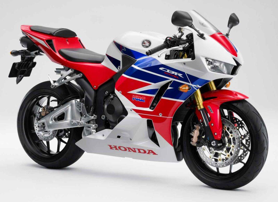 New Honda CBR 600RR-1