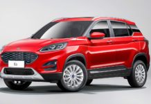 Next Gen Ford Ka Crossover-2