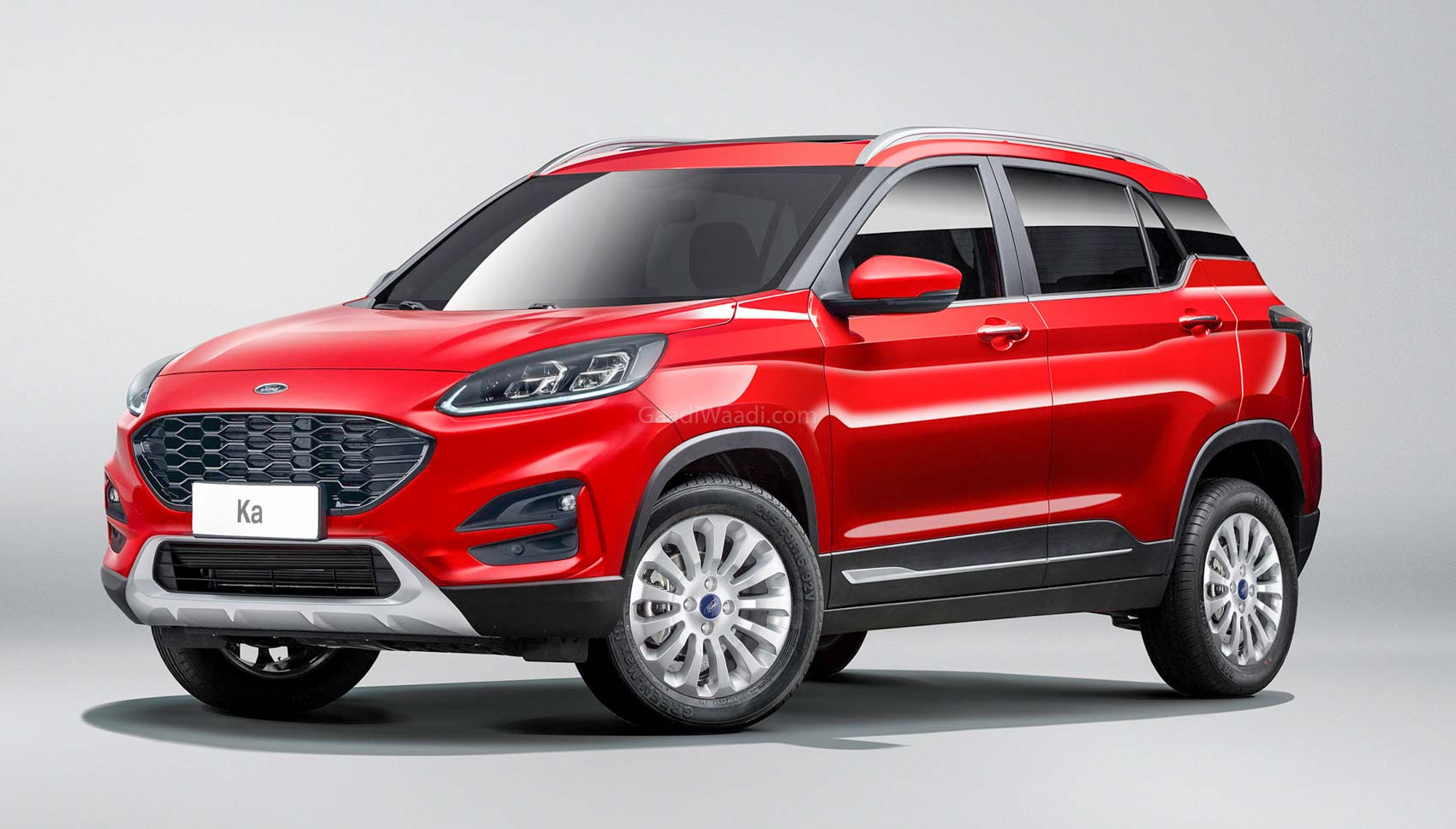 2021 Ford Ecosport Spesification