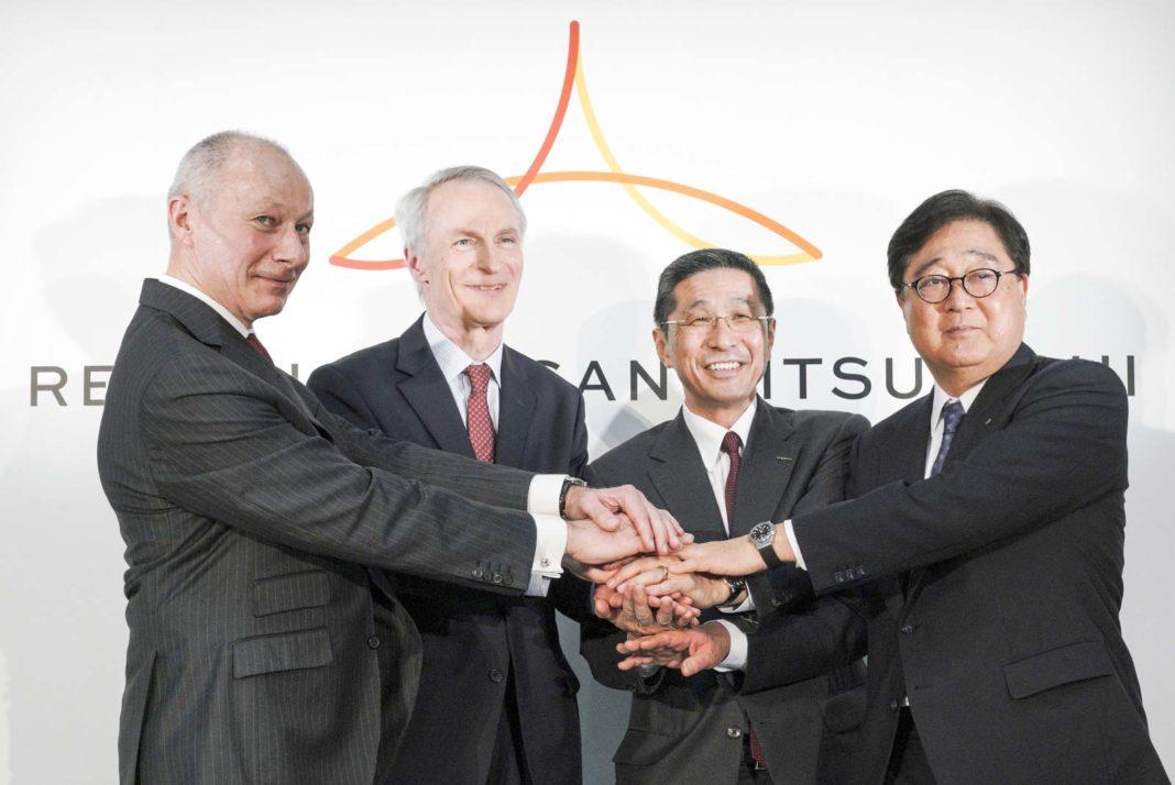 Renault Nissan Mitsubishi Alliance-1