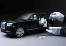 Rolls Royce Cullinan Official Scale Model-1-2