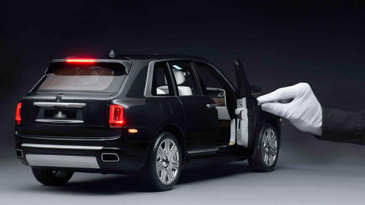 Rolls Royce Cullinan Official Scale Model-2