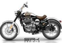Royal Enfield Classic 650 Rendering-1