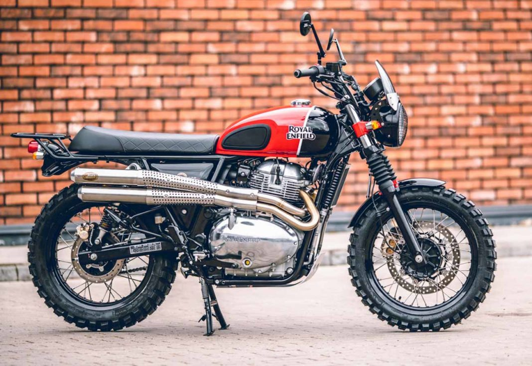 Royal Enfield Interceptor MCH Scrambler-1-2