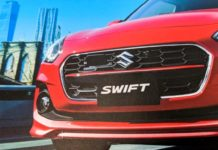 SuZuki Swift Facelift-2-2